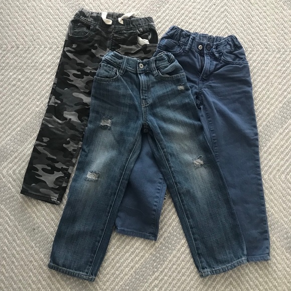 GAP Other - Lot of 3 Gap Boys Jeans 4